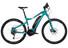 """HAIBIKE Sduro HardSeven 5.0 Elcykel MTB Hardtail 27,5"""" blå/turkos"""